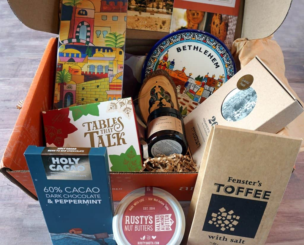 Artza box - the Holy Land delivered
