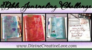 Bible Journaling Challenge