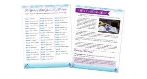 Bible Journaling e-Book devotionals