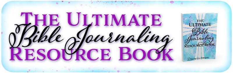 Bible Journaling e-book shop banner