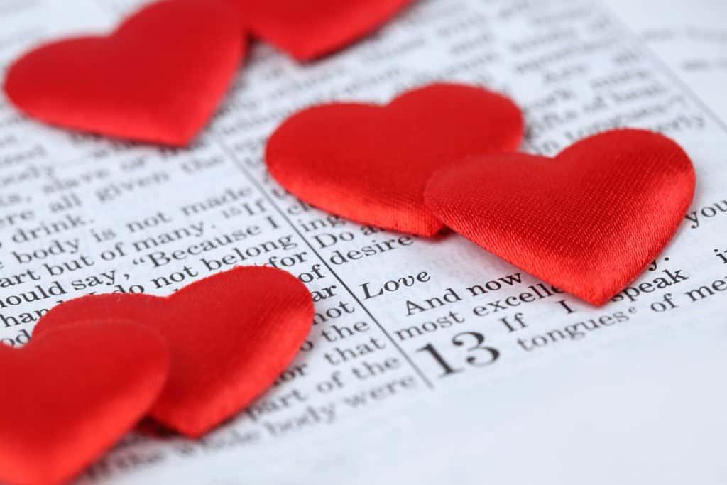 God's Word - 1 Corinthians 13 - LOVE