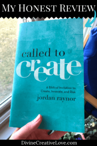 Called to Create book
