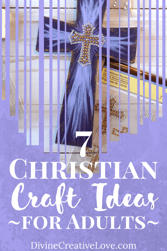 Christian crafts for adults
