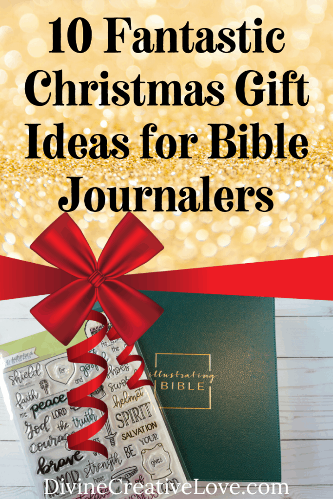 Bible study gift ideas for Bible journalers