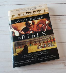 The Complete Guide to the Bible - great gift for Bible lovers