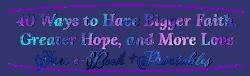 FREE faith e-book
