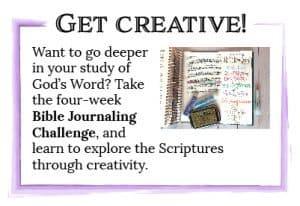 Divine Creative Love - Bible Journaling Challenge