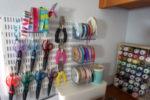 my craft desk - arts and crafts supplies