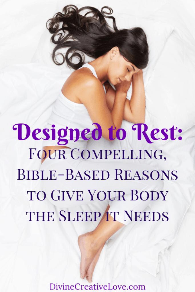 Designed to Rest