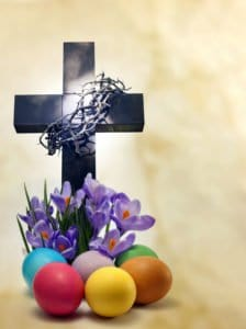 Are Easter eggs Biblical?