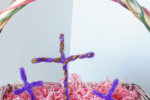 Easter cross decorations