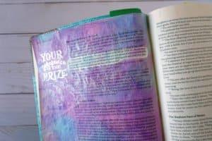 Bible journaling methods