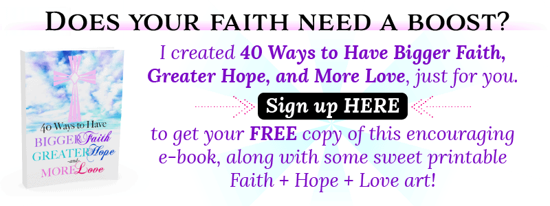 FREE How to Have Bigger Faith e-book