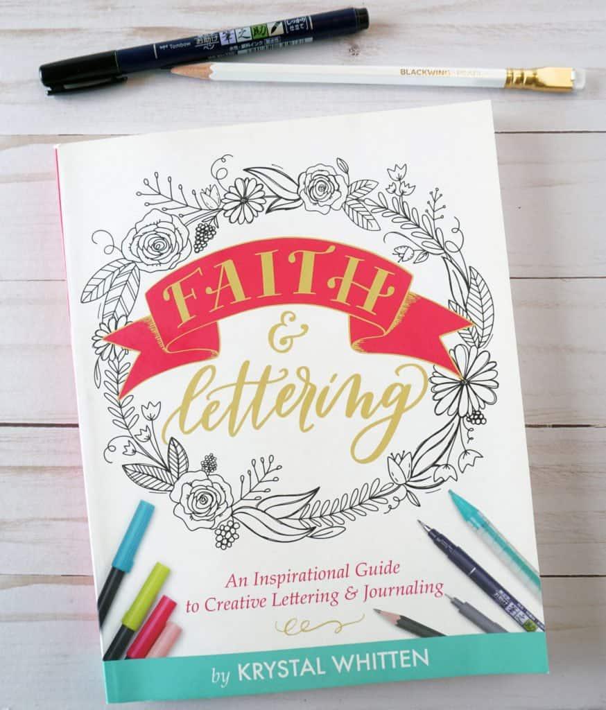 Faith & Lettering book