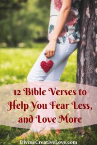 Fear Less Love More