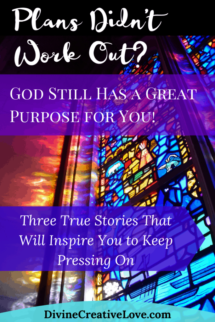 God still has a great purpose for you