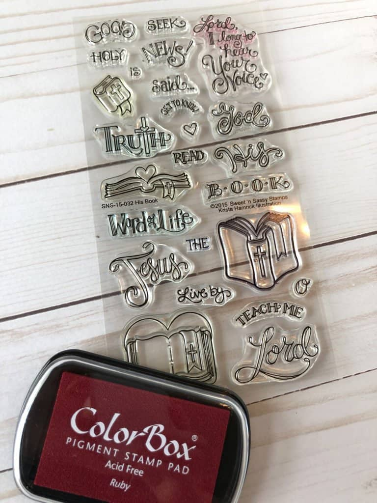 Sweet n Sassy stamps