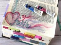 10 Bible Journaling Tips, Tricks, and Hacks