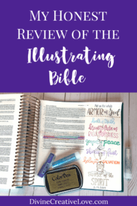 Illustrating Bible Review