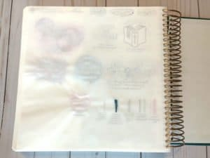 Illustrating Bible - test page back