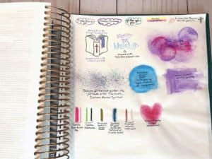 Illustrating Bible - test page front