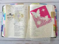 Bible journaling stencils
