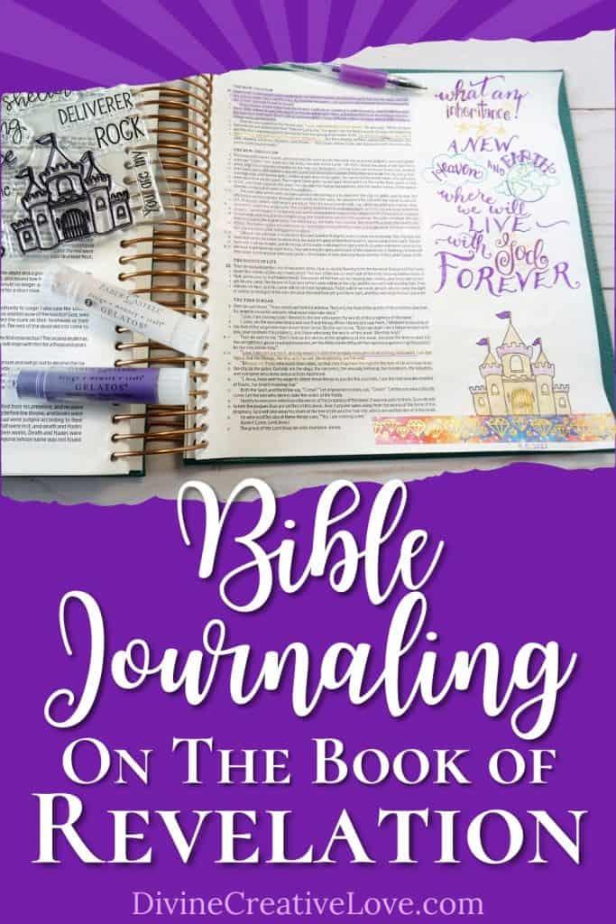 Bible journaling Revelation