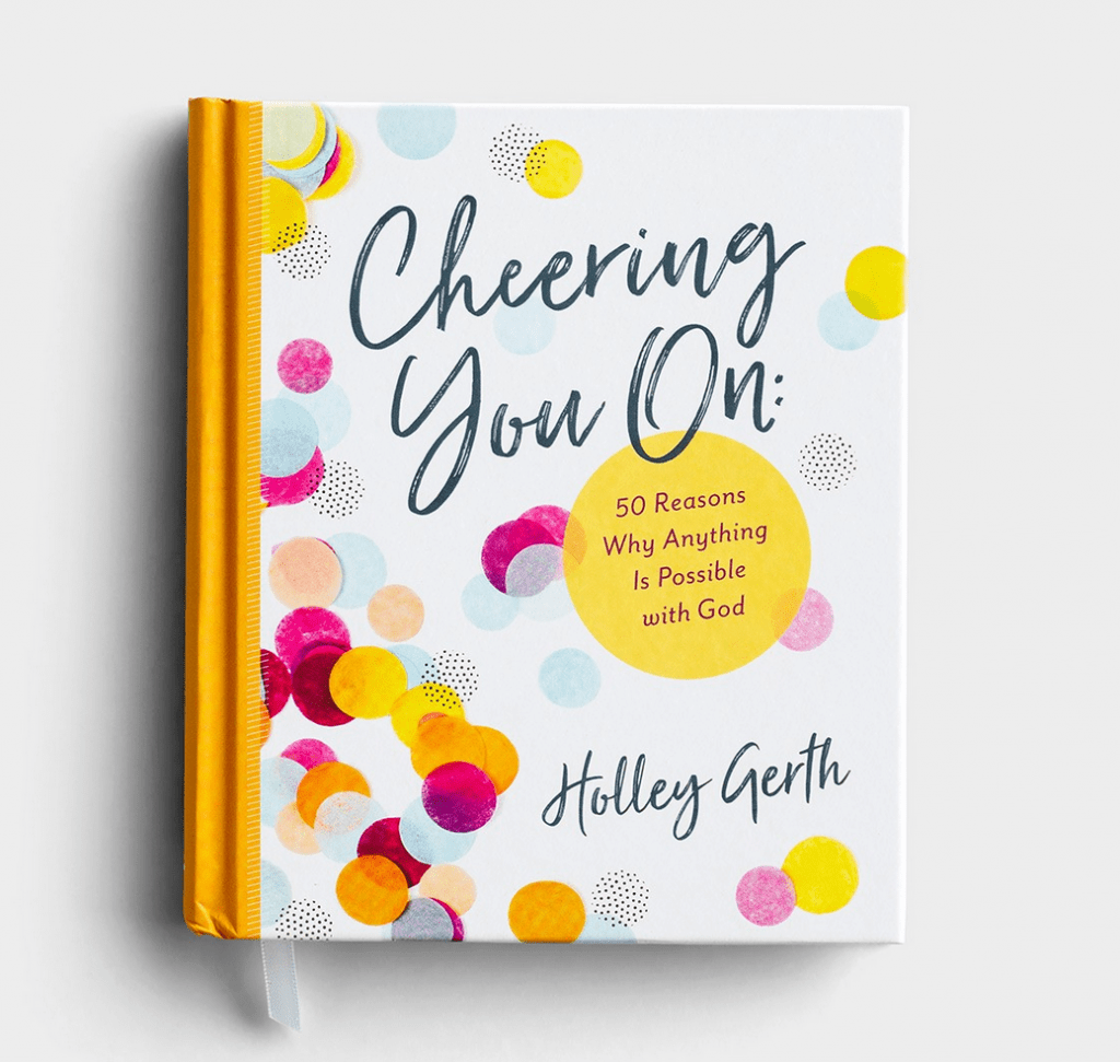 Cheering You On book