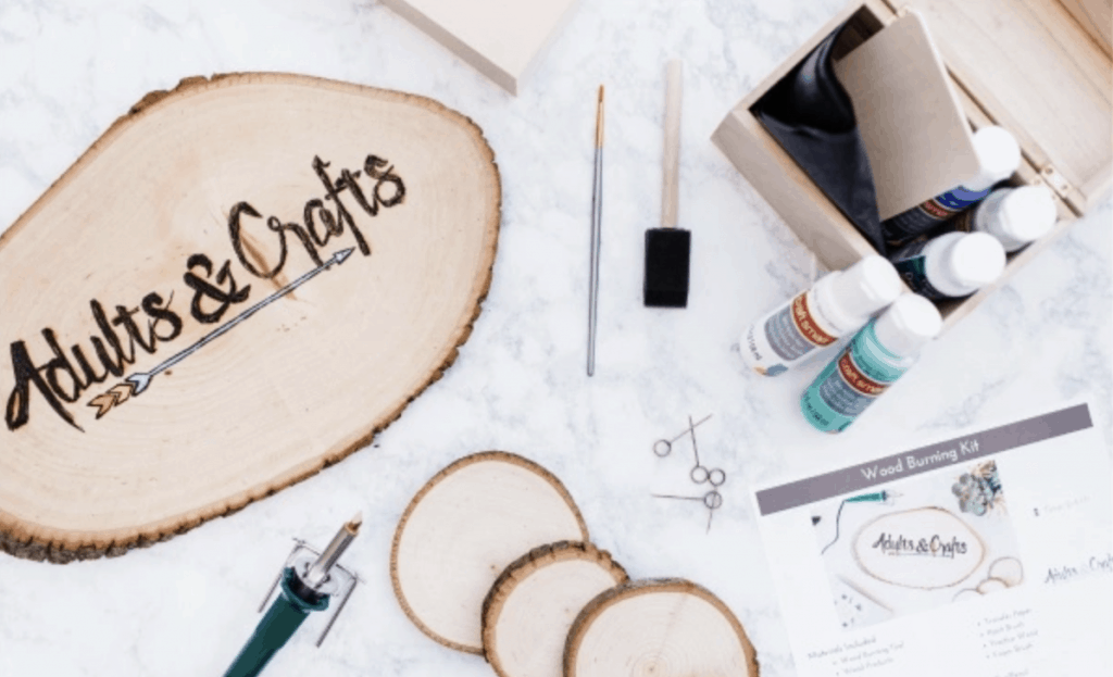 Adults and Crafts Crate