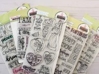 Sweet n Sassy Stamps for Bible journaling