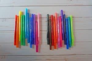 Tombow Twintone pens