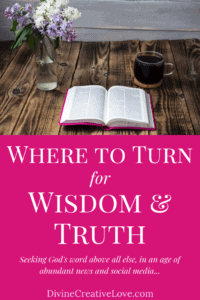 widsom and truth Bible