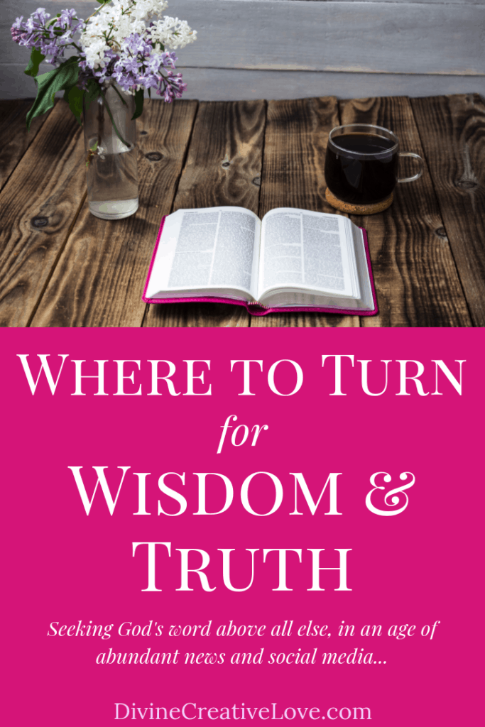 wisdom and truth Bible