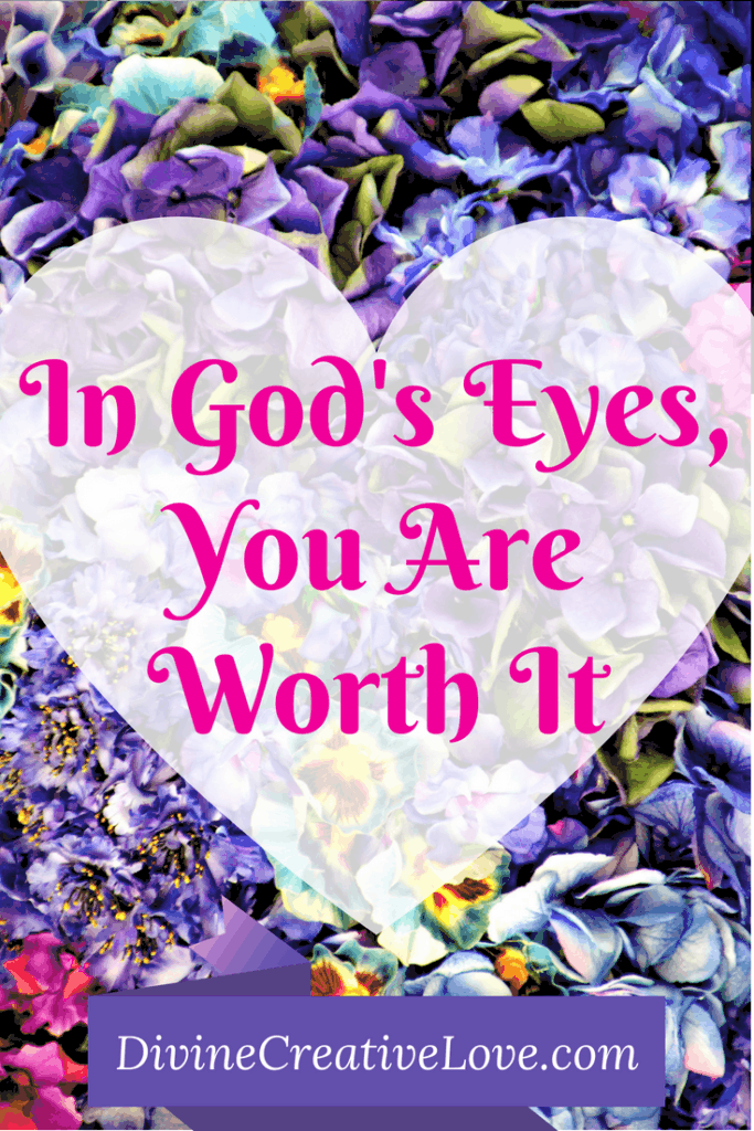 your true worth