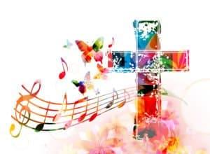 God's word cross music