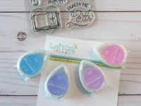 Bible journaling gift - Sweet n Sassy stamps