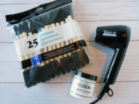gesso and tools