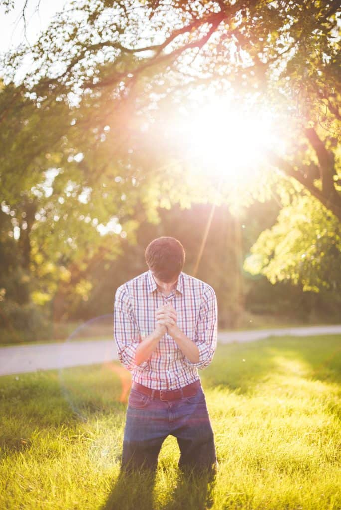prayer and repentance - going deeper with God