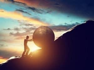 pursue dreams persistence