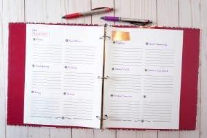 free prayer journal printables