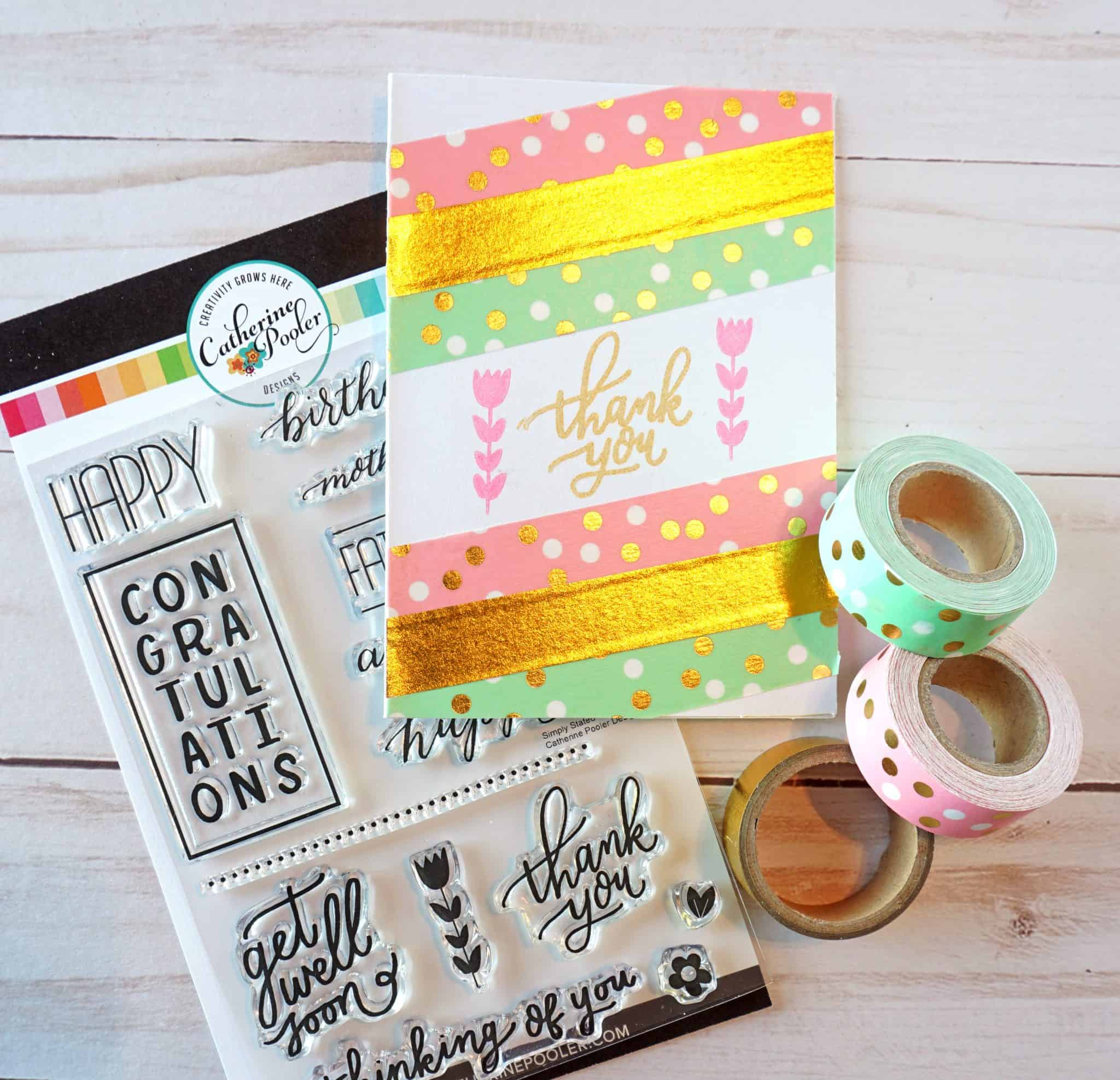 thank you card ideas  divine creative love